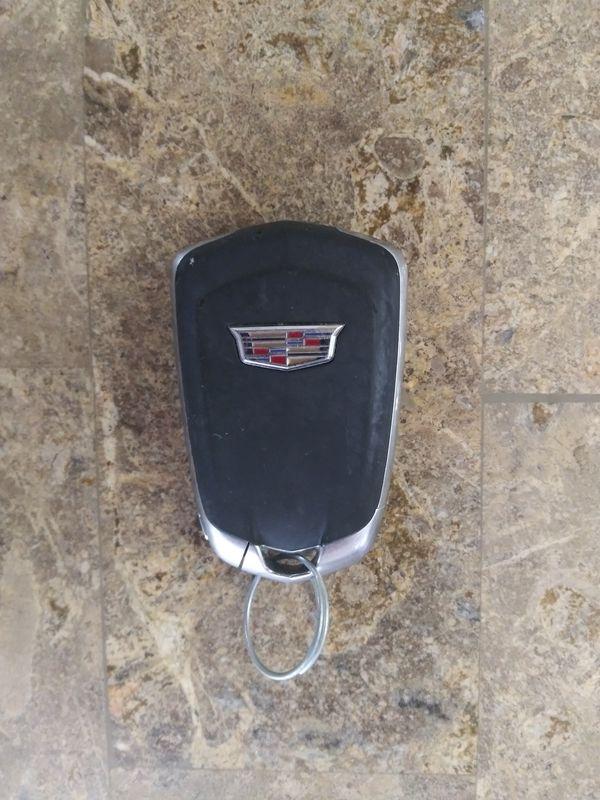 Cadillac Car Key Fob Replacement