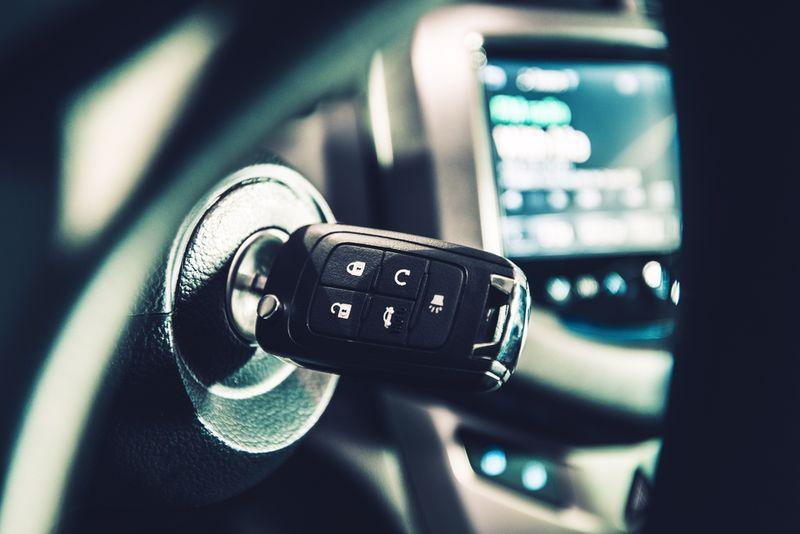 Car Key Fob Program