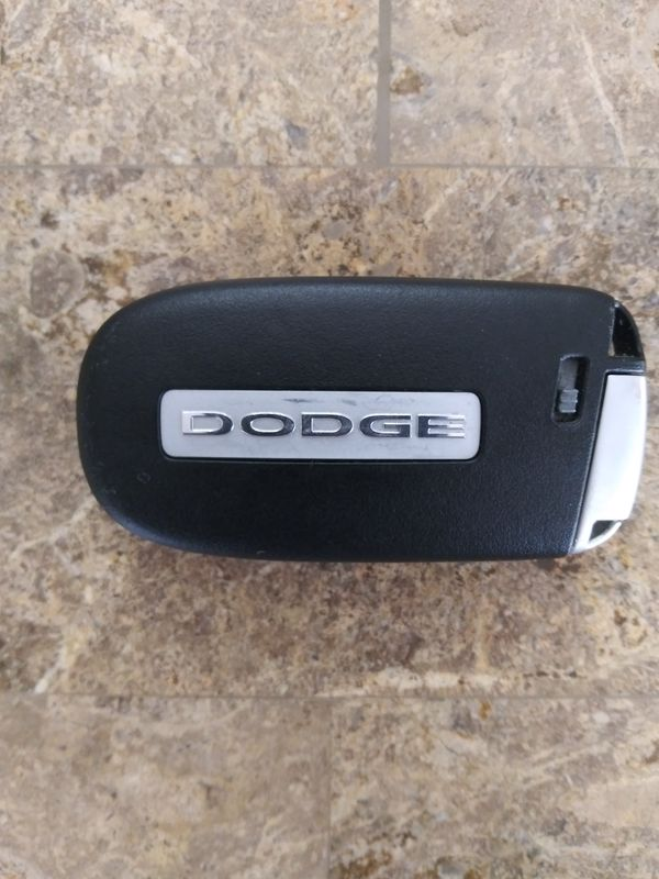 Dodge Car Key Fob Replacement