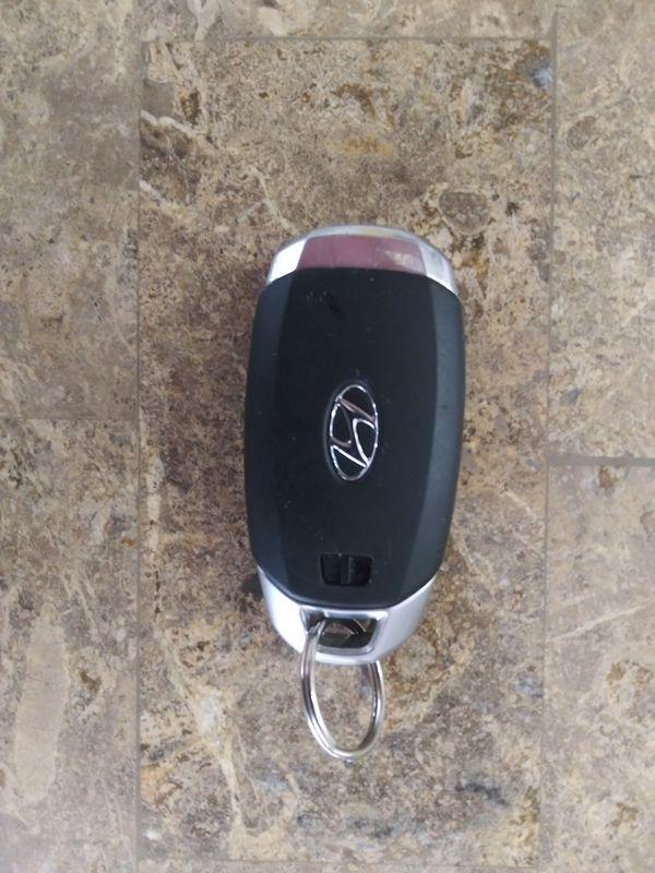 Hyundai car key fob replacement