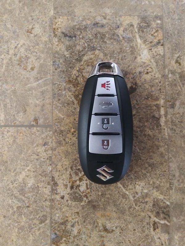 Suzuki car key fob replacement